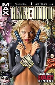 Black Widow: Pale Little Spider (2002) #2 (of 3)