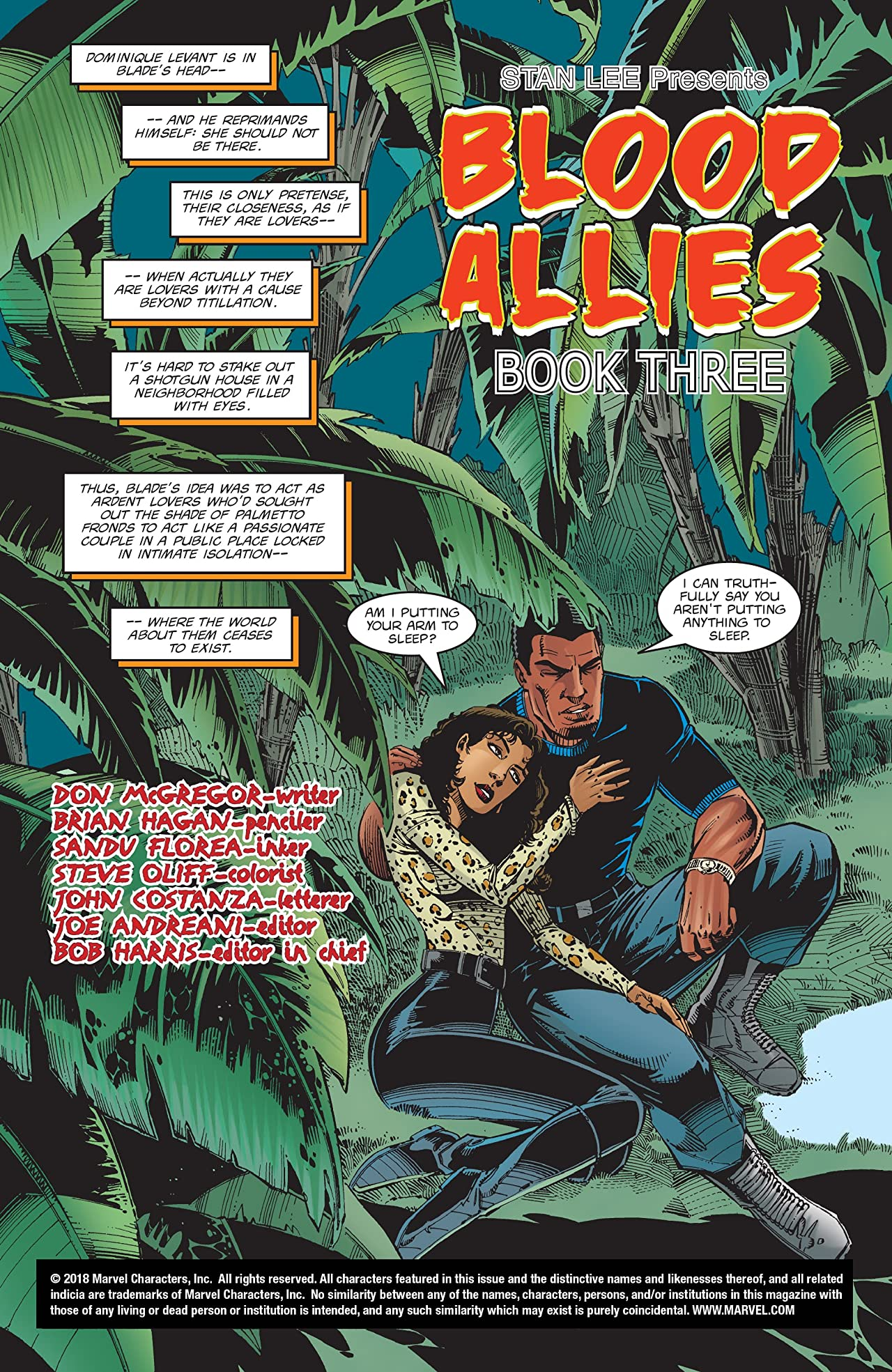 Blade (1998-1999) #3 (of 3)