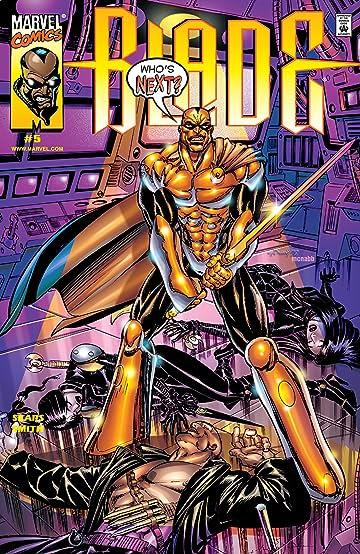 Blade (1999-2000) #5