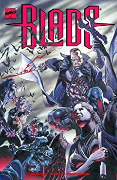 Blade: Sins Of The Father (1998) No.1