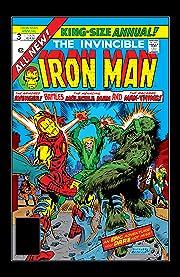 Iron Man (1968-1996) Annual #3