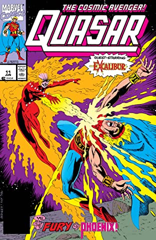 Quasar (1989-1994) #11