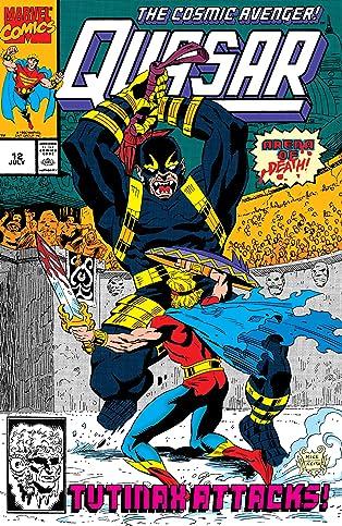Quasar (1989-1994) #12