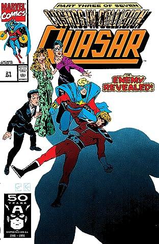 Quasar (1989-1994) #21