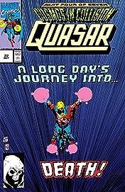 Quasar (1989-1994) #22
