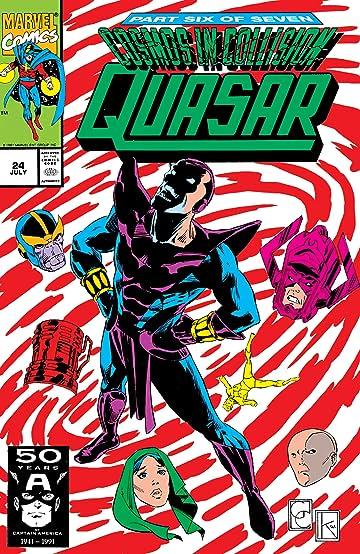 Quasar (1989-1994) #24