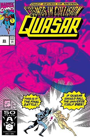 Quasar (1989-1994) #25
