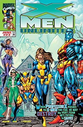 X-Men Unlimited (1993-2003) #23