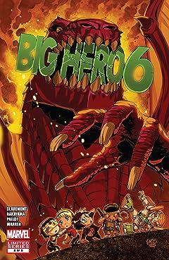 Big Hero 6 (2009) #5 (of 5)