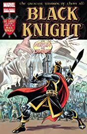 Black Knight (2009) #1