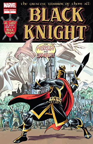 Black Knight (2009) No.1