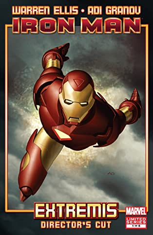 Iron Man: Extremis - Director's Cut (2010) #1 (of 6)