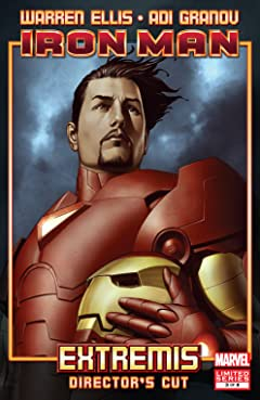 Iron Man: Extremis - Director's Cut (2010) #3 (of 6)