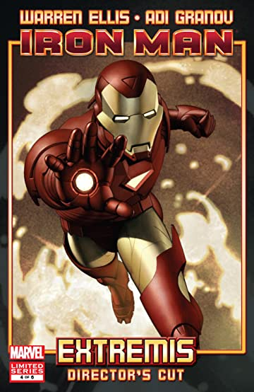 Iron Man: Extremis - Director's Cut (2010) #4 (of 6)