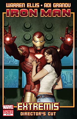 Iron Man: Extremis - Director's Cut (2010) No.5 (sur 6)
