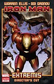 Iron Man: Extremis - Director's Cut (2010) #6 (of 6)