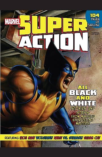 Marvel Super Action (2010) #1: (Black And White)
