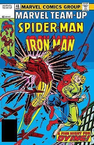 Marvel Team-Up (1972-1985) #48