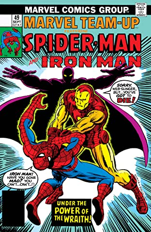Marvel Team-Up (1972-1985) #49