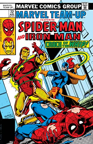 Marvel Team-Up (1972-1985) #72