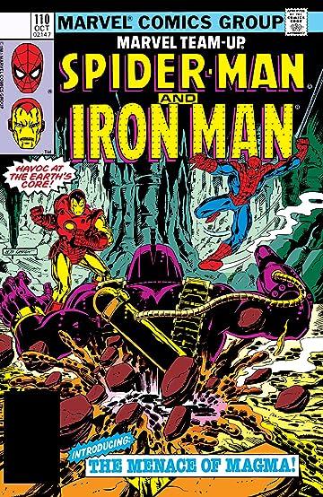 Marvel Team-Up (1972-1985) #110