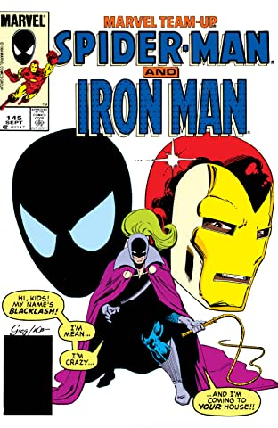 Marvel Team-Up (1972-1985) #145