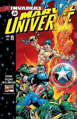 Marvel Universe (1998) #1