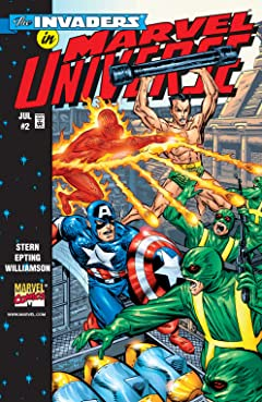 Marvel Universe (1998) #2