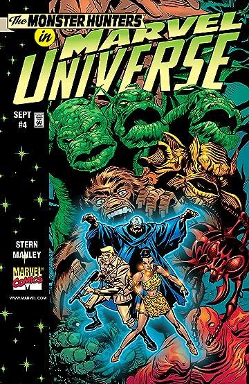 Marvel Universe (1998) #4