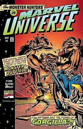 Marvel Universe (1998) #5