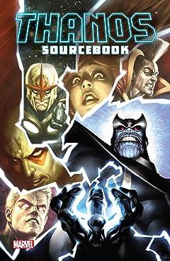 Thanos Sourcebook (2010) #1
