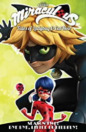 Miraculous: Tales of Ladybug and Cat Noir: Season Two – Bye Bye, Little Butterfly!