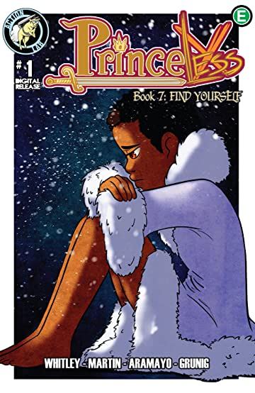 Princeless: Book 7 - Find Yourself #1