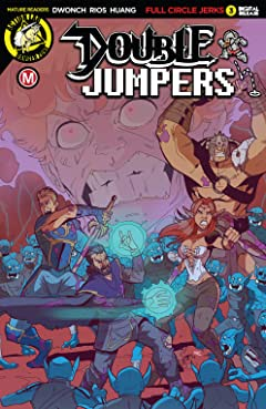 Double Jumpers: Full Circle Jerks #3