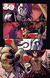 Vampblade Season 3 #8
