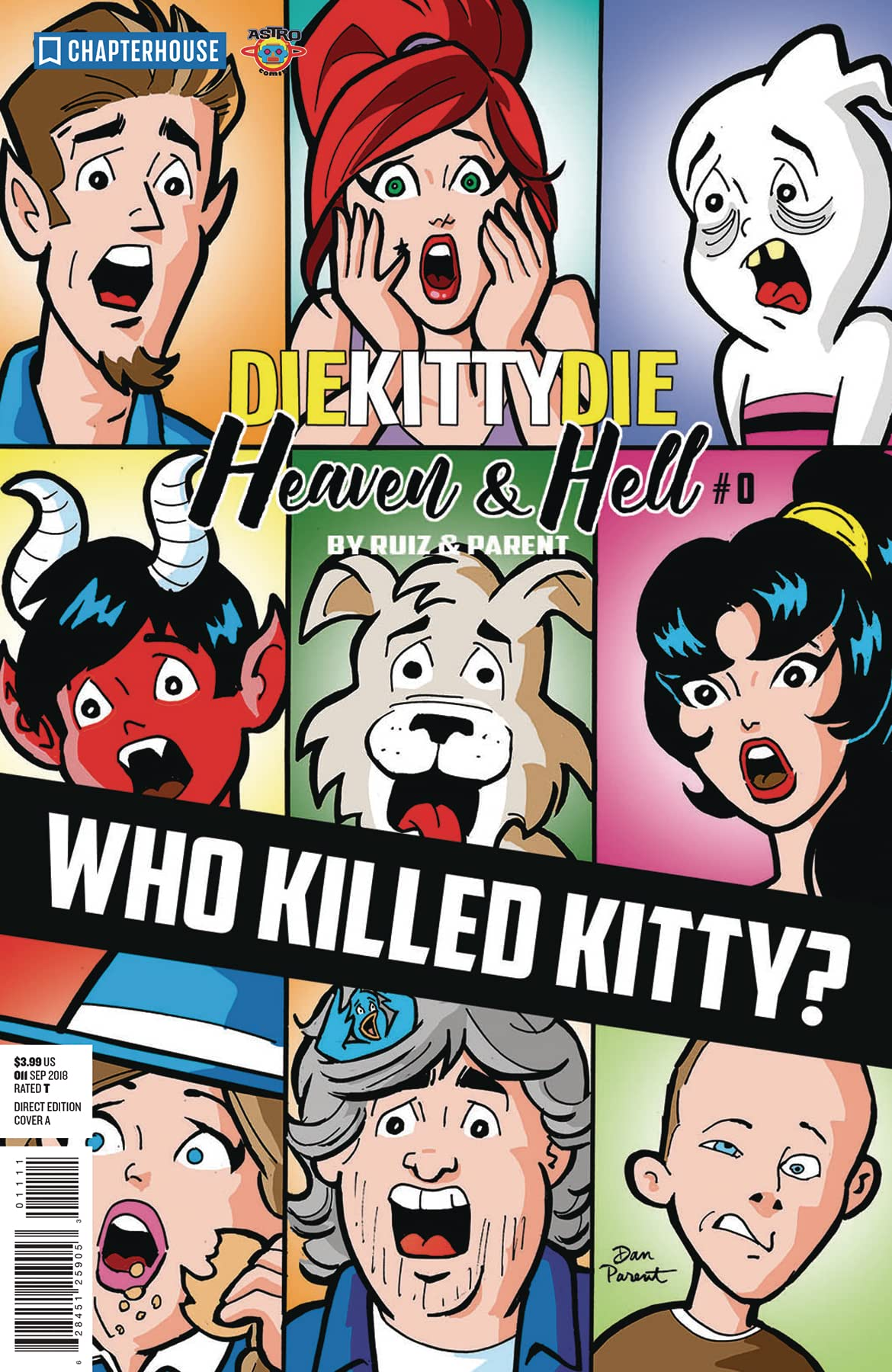 Die Kitty Die: Heaven and Hell #0