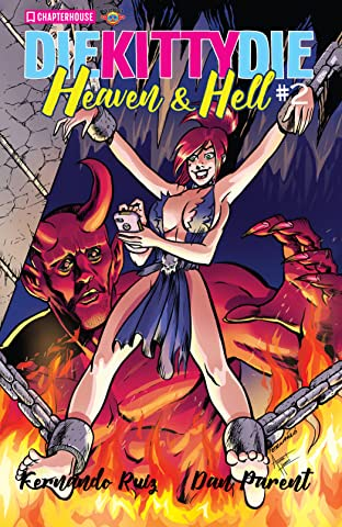 Die Kitty Die: Heaven and Hell #2