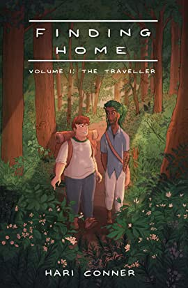 Finding Home Vol. 1: The Traveller