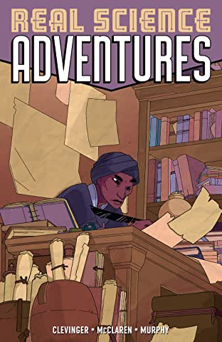 Real Science Adventures: The Nicodemus Job #3