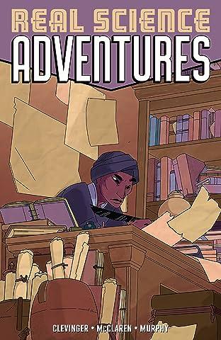 Real Science Adventures: The Nicodemus Job No.3