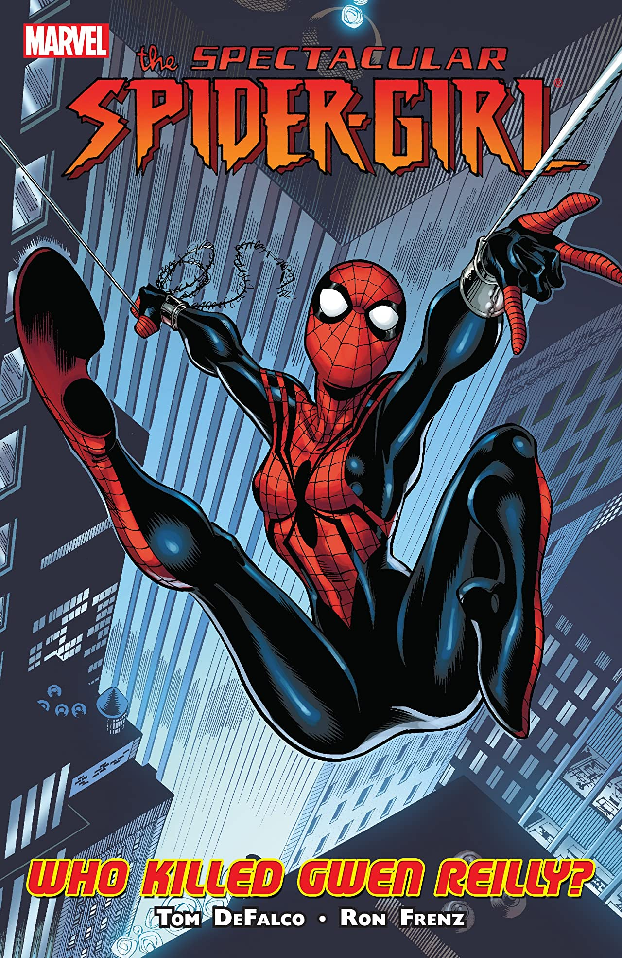 Spectacular Spider-Girl: Who Killed Gwen Reilly?