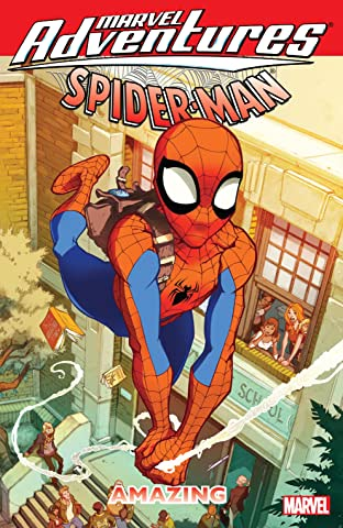 Marvel Adventures Spider-Man: Amazing