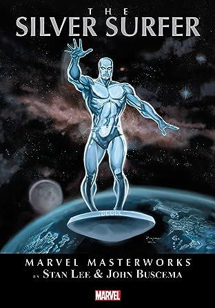 Silver Surfer Masterworks Vol. 1