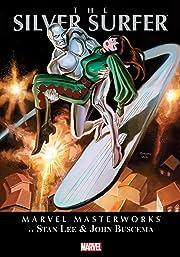 Silver Surfer Masterworks Vol. 2