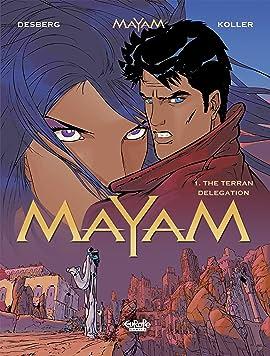 Mayam Vol. 1: The Terran Delegation
