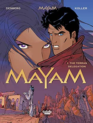 Mayam Vol. 1: The Terran Delegation
