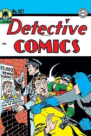 Detective Comics (1937-2011) #107