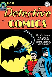 Detective Comics (1937-2011) #108