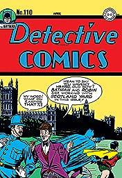 Detective Comics (1937-2011) #110