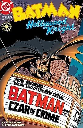 Batman: Hollywood Knight (2001) #1